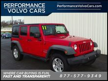 2011 Jeep Wrangler Unlimited Sport Reading PA