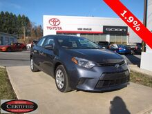 2016 Toyota Corolla LE Reading PA