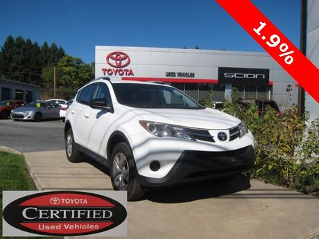 2014 Toyota RAV4 LE Reading PA