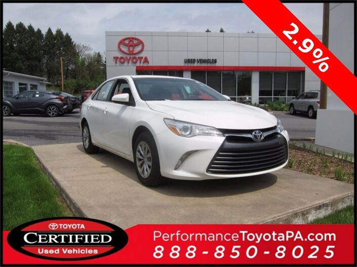 2015 Toyota Camry LE Sinking Spring PA