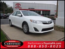 2014 Toyota Camry LE Reading PA