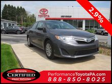 2013 Toyota Camry LE Reading PA