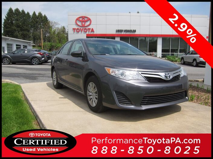 2013 Toyota Camry LE Sinking Spring PA