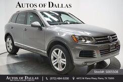 2014 Volkswagen Touareg 3.6L Lux HTD STS,KEYLESS ENTRY,20IN WHEELS Plano TX