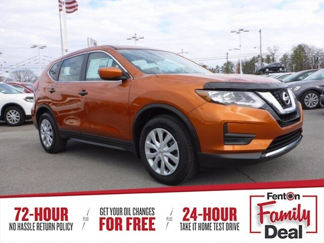 2017 Nissan Rogue S Knoxville Tn 16799570