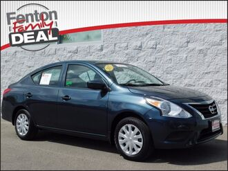 2017 Nissan Versa 1.6 S CERTIFIED Lee's Summit MO