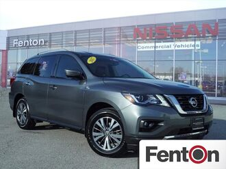 2017 Nissan Pathfinder SL Lee's Summit MO