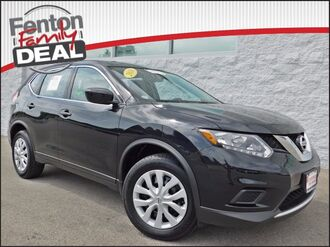 2016 Nissan Rogue S CERTIFIED Lee's Summit MO