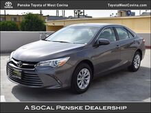 2017 Toyota Camry LE West Covina CA