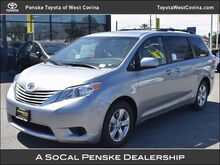 2017 Toyota Sienna LE West Covina CA