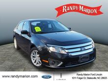 2011 Ford Fusion SEL Lake Norman NC