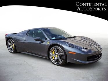 2015 Ferrari 458 Spider Base Chicago IL