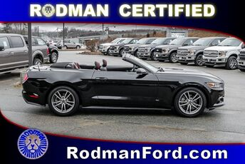 2016 Ford Mustang EcoBoost Premium Boston MA