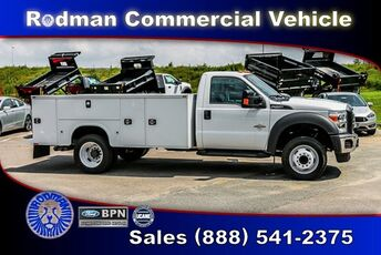 2016 Ford F-550SD XL Boston MA