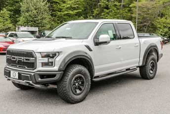 2017 Ford F-150 Raptor Boston MA