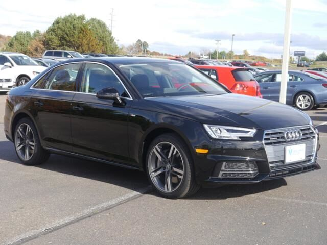 2017 audi a4 2 0t premium plus eau claire wi 15472966. Black Bedroom Furniture Sets. Home Design Ideas