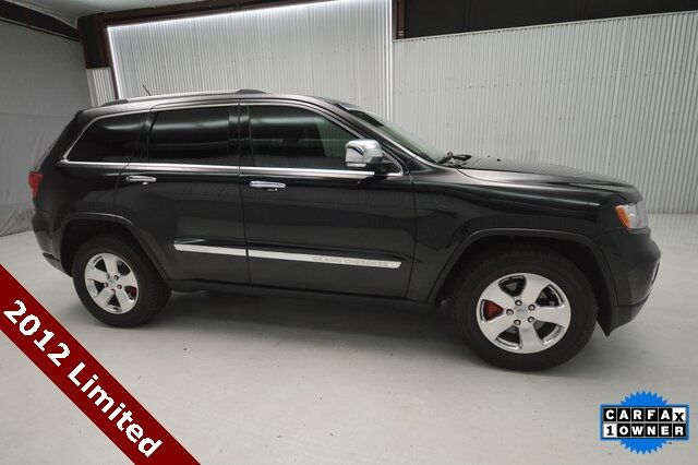 2012 Jeep Grand Cherokee Limited San Antonio TX