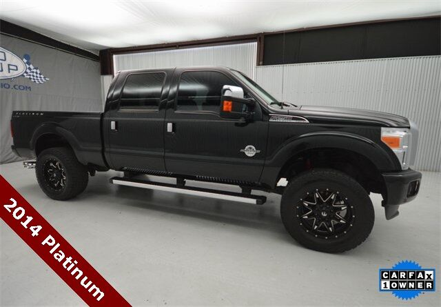 2014 Ford F-250SD Platinum San Antonio TX