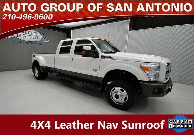 2015 Ford F-350SD King Ranch San Antonio TX