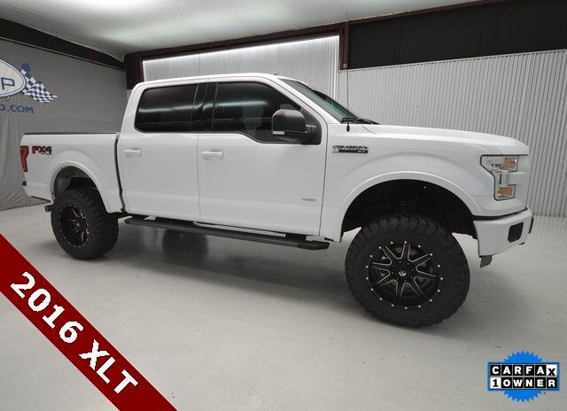 2016 Ford F-150 Lifted XLT San Antonio TX
