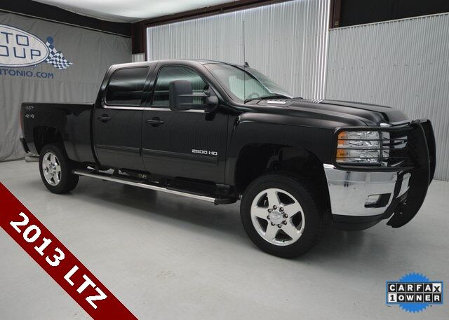2013 Chevrolet Silverado 2500HD Lifted San Antonio TX