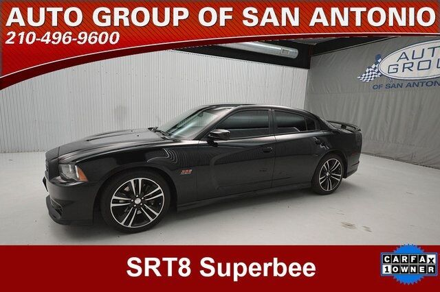 2013 Dodge Charger SRT8 Superbee San Antonio TX