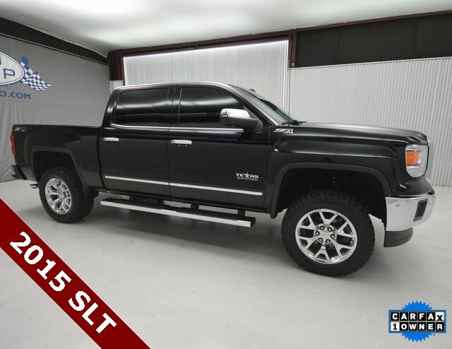 2015 GMC Sierra 1500 SLT Lifted San Antonio TX
