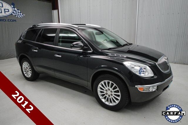 2012 Buick Enclave Leather Group San Antonio TX