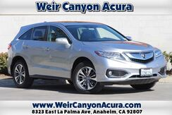 2017 Acura RDX AWD with Advance Package Anaheim CA