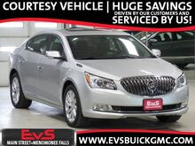 2016 Buick LaCrosse Leather Group Milwaukee WI