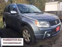 2007 Suzuki Grand Vitara  Warrenton OR