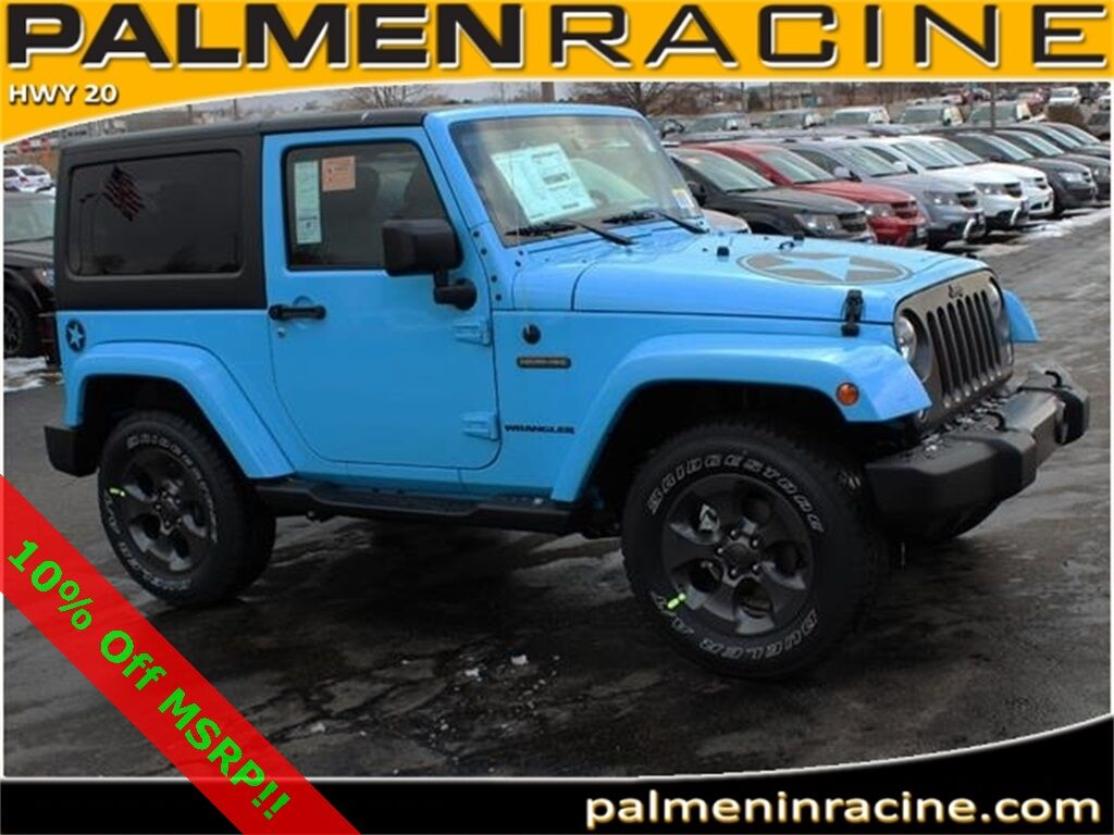 2017 jeep wrangler freedom edition racine wi 16800349. Cars Review. Best American Auto & Cars Review