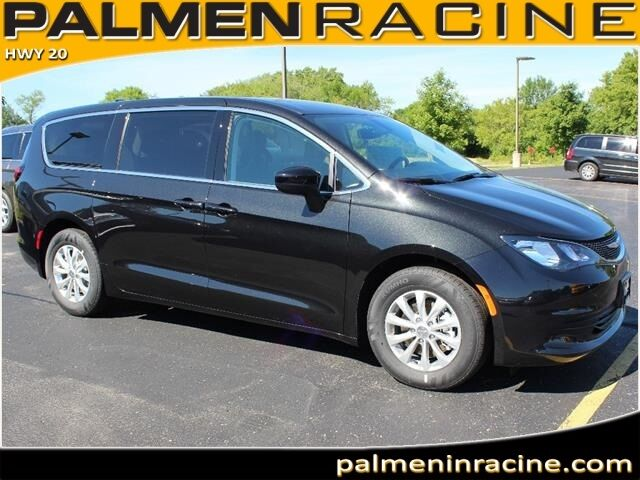 2017 Chrysler Pacifica Touring Racine Wi 13429449