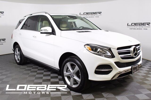 2017 mercedes benz gle 350 4matic lincolnwood il 15691657. Black Bedroom Furniture Sets. Home Design Ideas