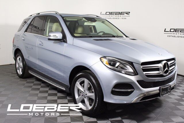 2016 mercedes benz gle 350 4matic lincolnwood il 13634391 for Mercedes benz lincolnwood