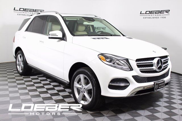 2017 mercedes benz gle gle350 4matic lincolnwood il 14970642 for Mercedes benz lincolnwood