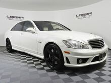 2008 Mercedes-Benz S-Class S63 AMG® Base Chicago IL