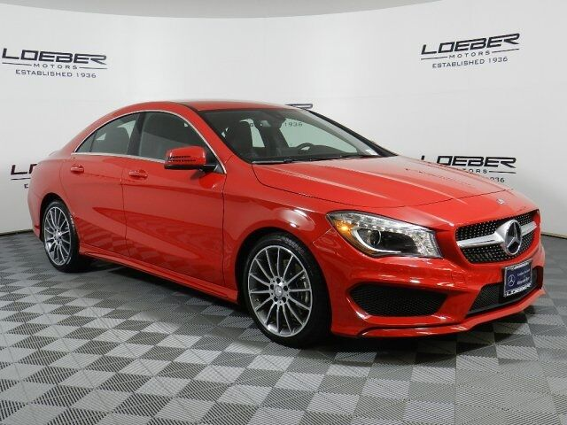 2016 mercedes benz cla 250 4matic lincolnwood il 11706605 for Mercedes benz cla 250 mpg