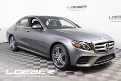2017 Mercedes-Benz E-Class E 300 4MATIC® Chicago IL