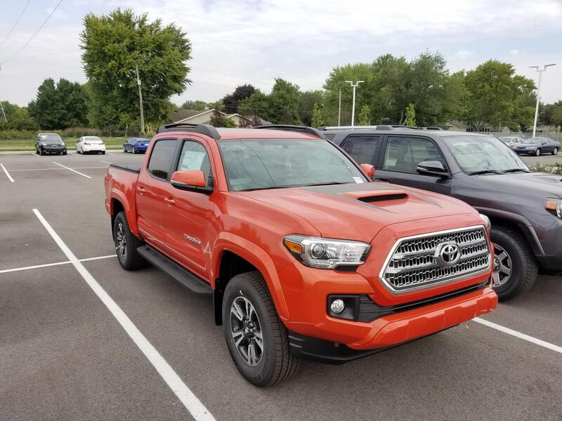2017 toyota tacoma trd sport lafayette in 15199316. Black Bedroom Furniture Sets. Home Design Ideas