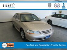 2002 Honda Accord EX Golden CO