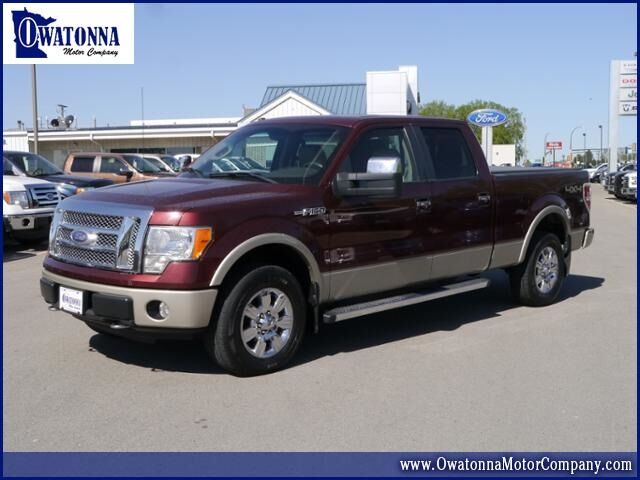 2010 Ford F 150 Lariat Owatonna Mn 18220178
