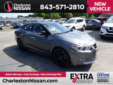 2017 Nissan Maxima SR Charleston SC