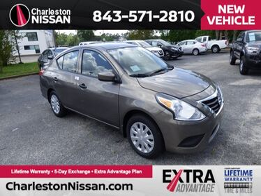 2017 Nissan Versa 1.6 S Plus Charleston SC