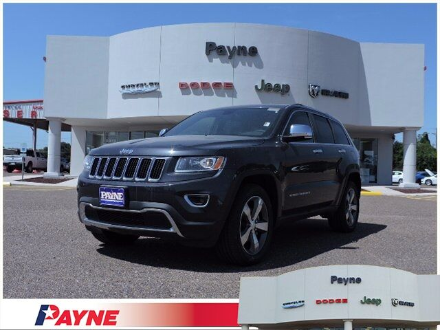 2017 Jeep Grand Cherokee For Sale In Stock In Mcallen >> Payne Rio Chrysler Dodge Jeep Ram Rio Grande City Tx | Upcomingcarshq.com