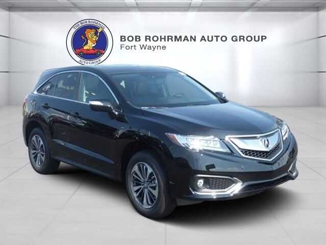 2017 Acura RDX Advance Package Fort Wayne IN 14733276