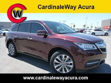 Acura MDX Technology Package 2016