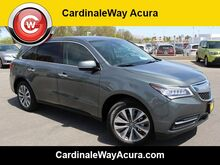 2016 Acura MDX with Technology and AcuraWatch Plus Packages Las Vegas NV
