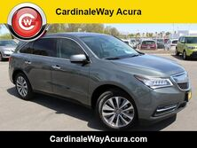 Acura MDX Technology Package & AcuraWatch Plus Package 2016