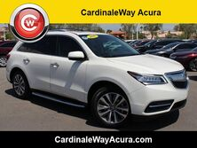 Acura MDX with Technology and AcuraWatch Plus Packages 2016